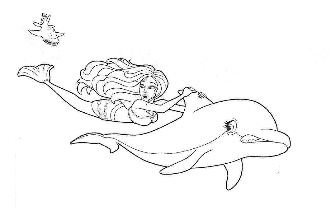 Barbie Coloring Pages 2018- Z31 Coloring Page