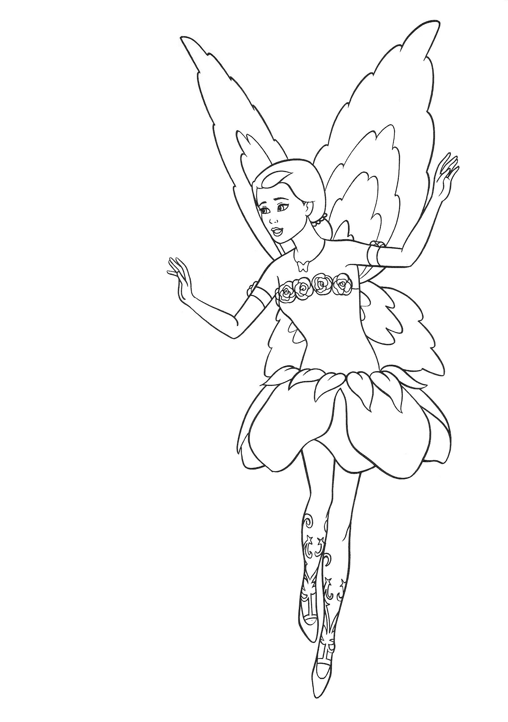 barbie princess alexa coloring pages barbie princess alexa coloring pages 6