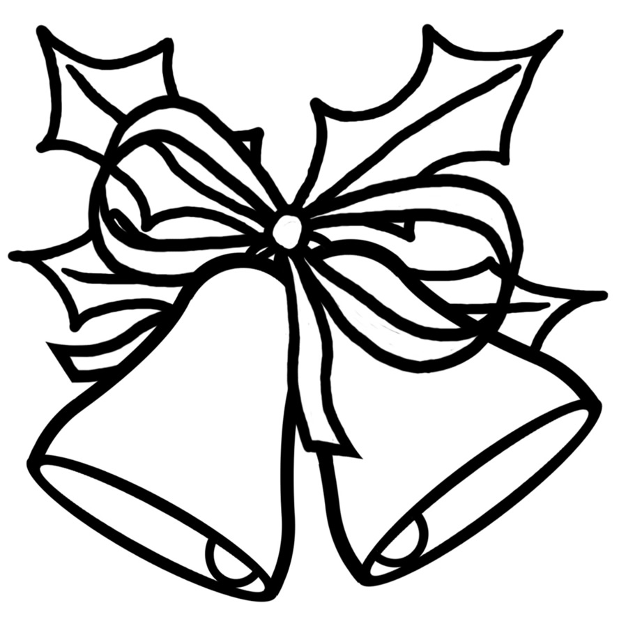 Coloring Book Art Clip : Christmas clip art z coloring page