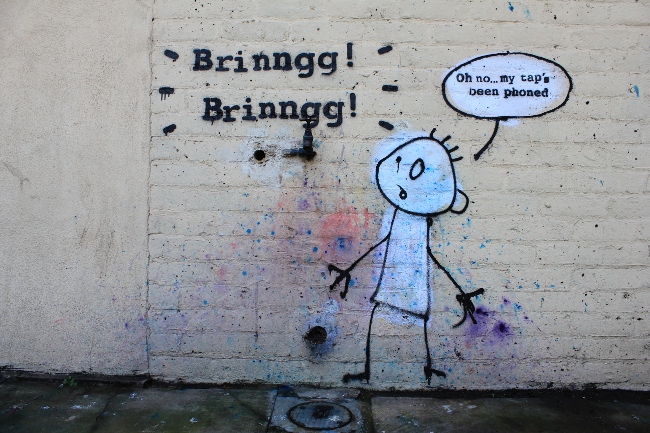 Banksy Art 2018 Z31 Coloring Page
