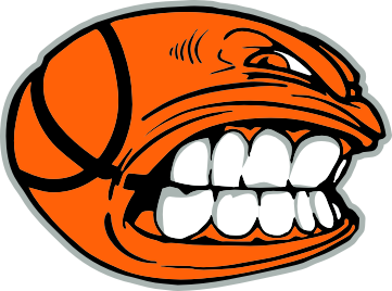 Basketball Clipart - Z31 Coloring Page