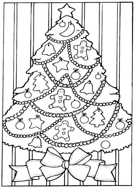 Christmas Coloring Pages For Kids 2017 Z31 Page