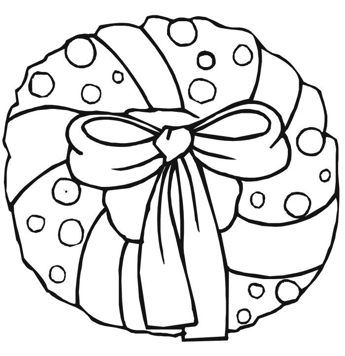 Christmas Coloring Pages Z31