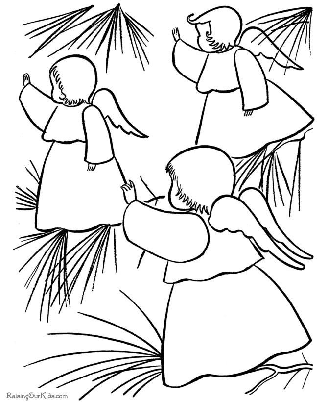Christmas Coloring Pages Z31rhz31: Ukrainian Christmas Coloring Pages At Baymontmadison.com