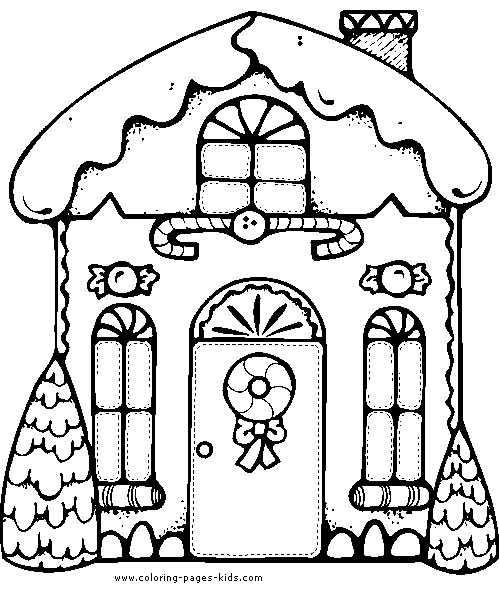 Christmas Coloring Pages - Z31