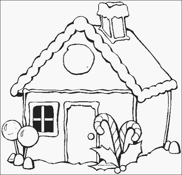childrens christmas coloring pictures