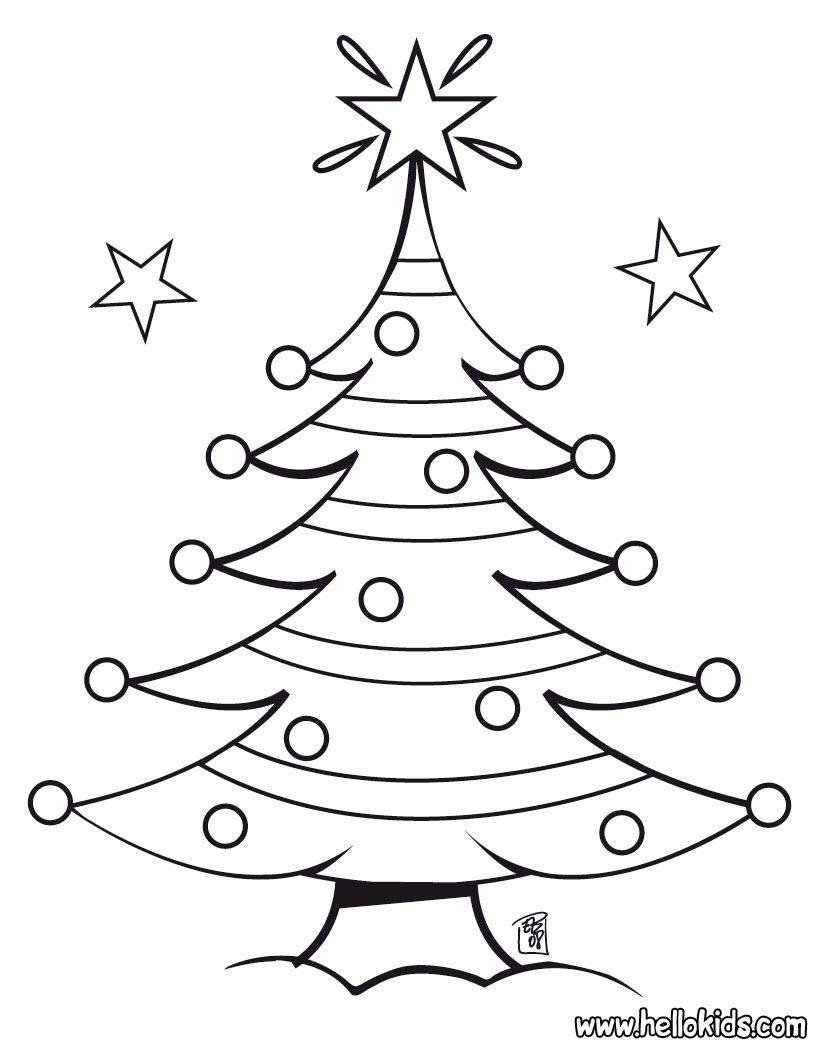christmas coloring pictures z31 coloring page