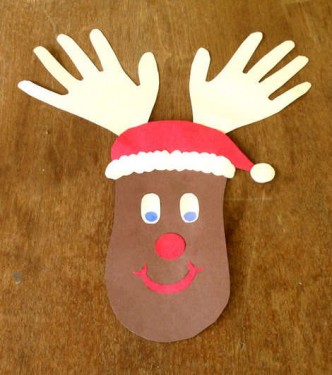 Christmas Crafts For School Age Kids