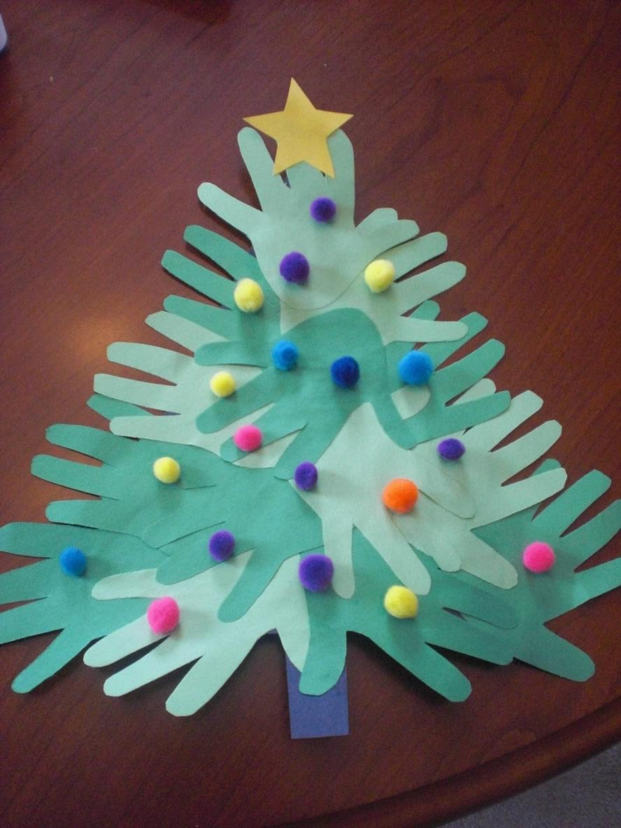 Christmas crafts for kids z31 coloring page - Trabajos manuales de navidad para ninos de primaria ...