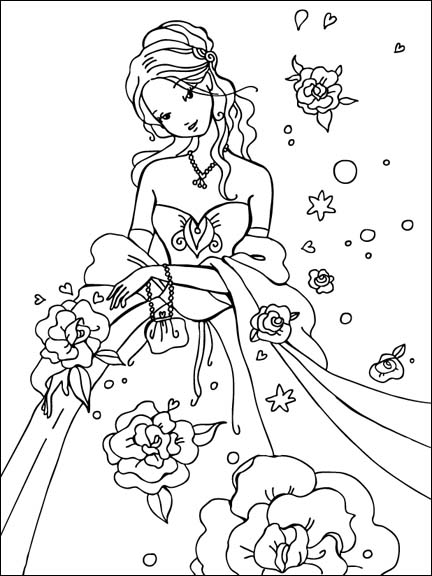 Cinderella Cloring Pages 2018 Z31 Coloring Page