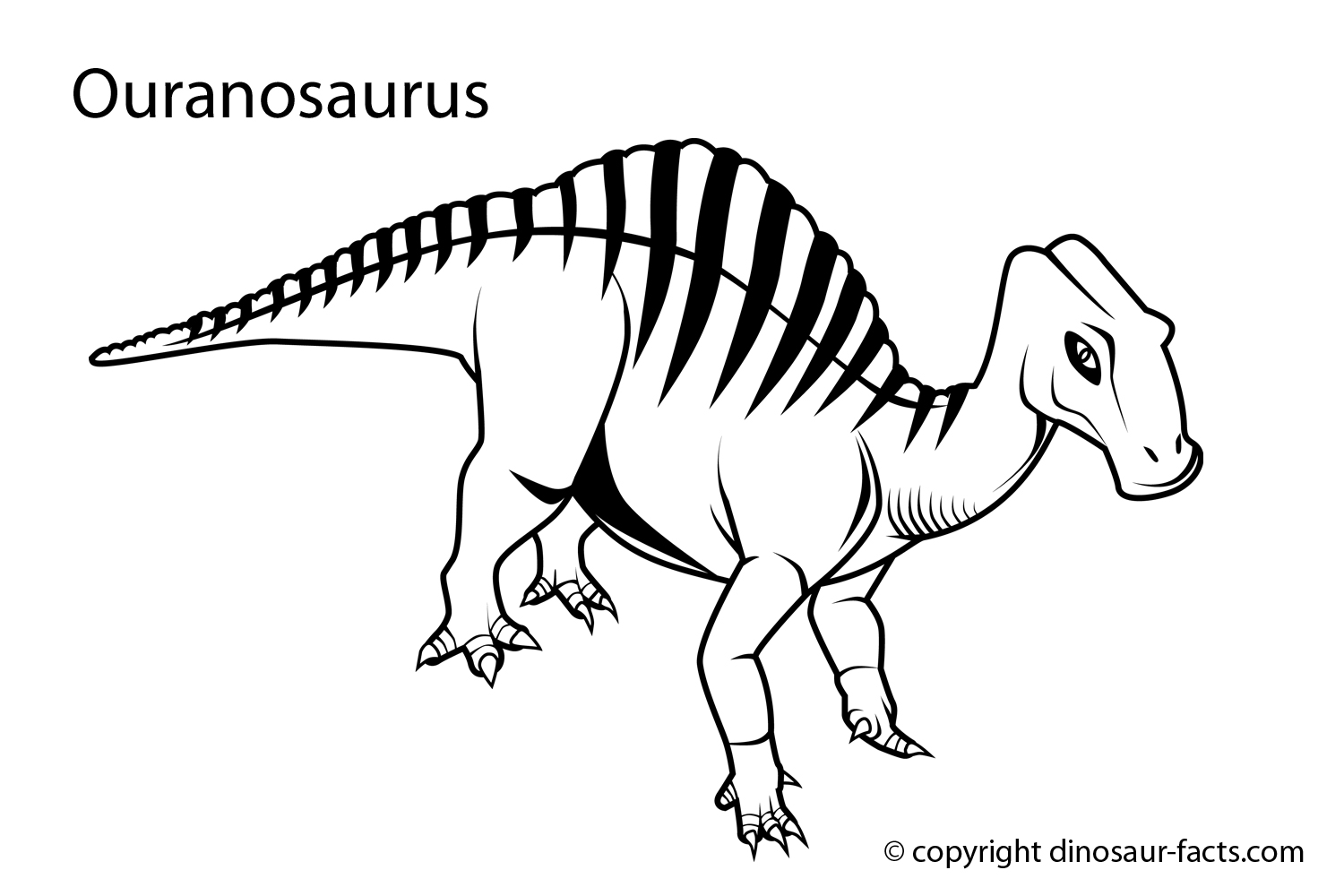 Dinosaur Coloring Pages 2018 Z31