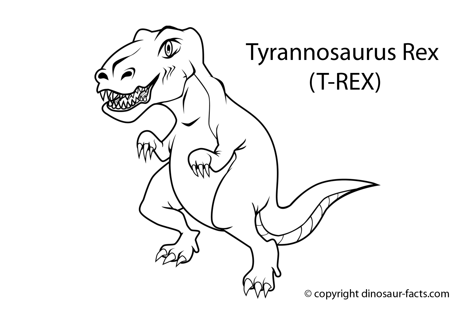 Dinosaur Coloring Pages 2018 Z31 Page