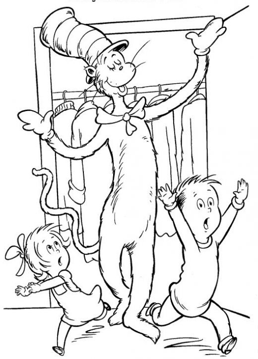 Dr Seuss Coloring Pages Z31 Coloring Page