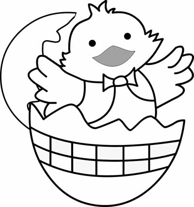 Easter Egg Coloring Pages 2018