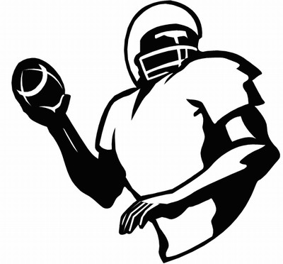 Football Clipart 2019 Z31 Coloring