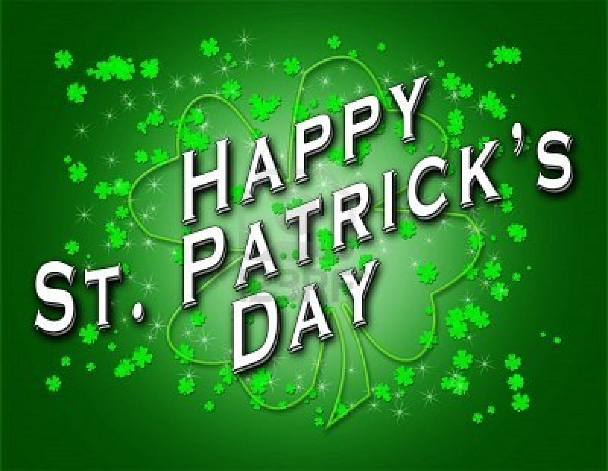 Happy St Patricks Day 2018 Z31 Coloring Page