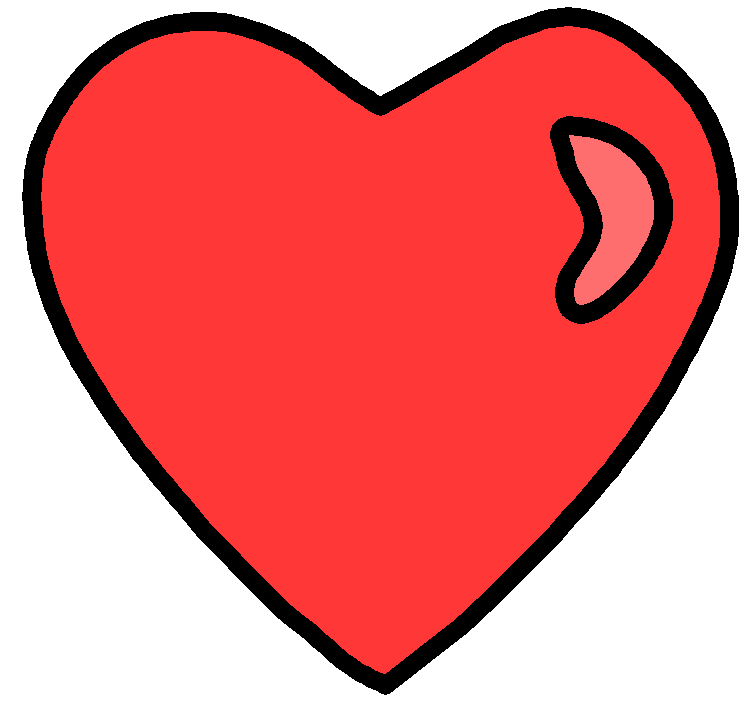 Heart Clip Art - Z31
