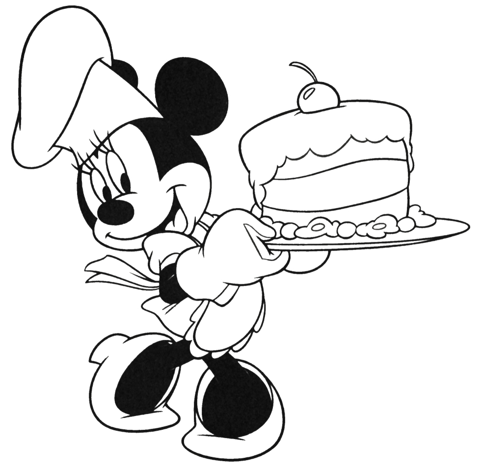 minnie mouse coloring pages 2017 z31 coloring page