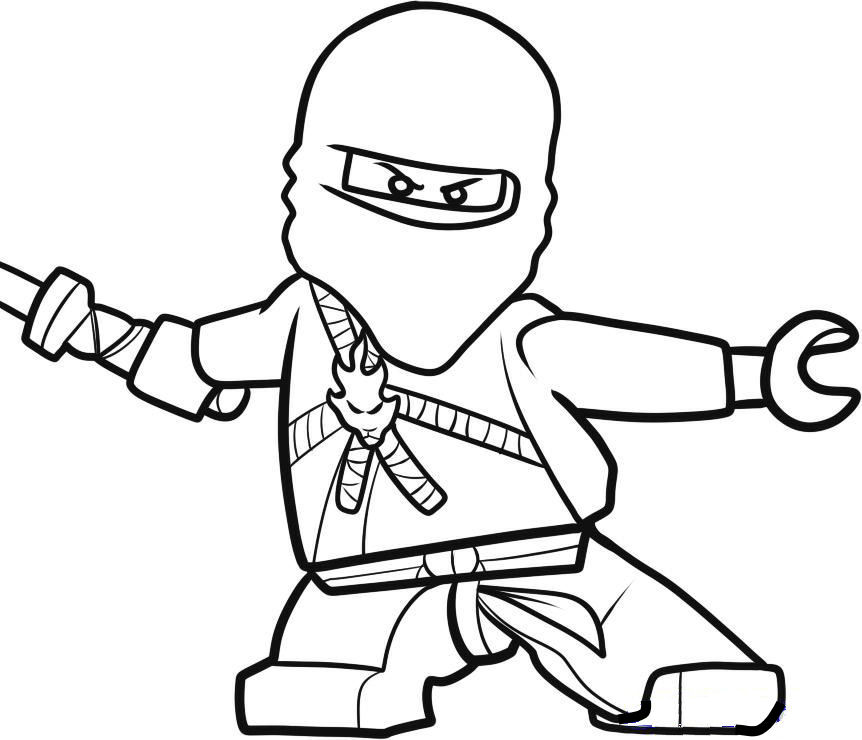 Ninjago Coloring Pages 2017 Z31 Coloring Page