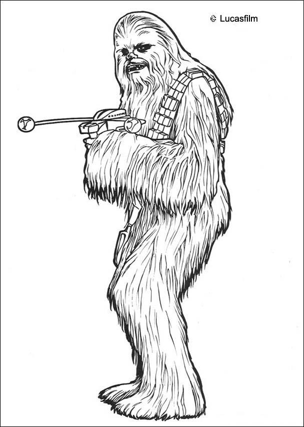 Star Wars Coloring Pages 2018- Z31 Coloring Page