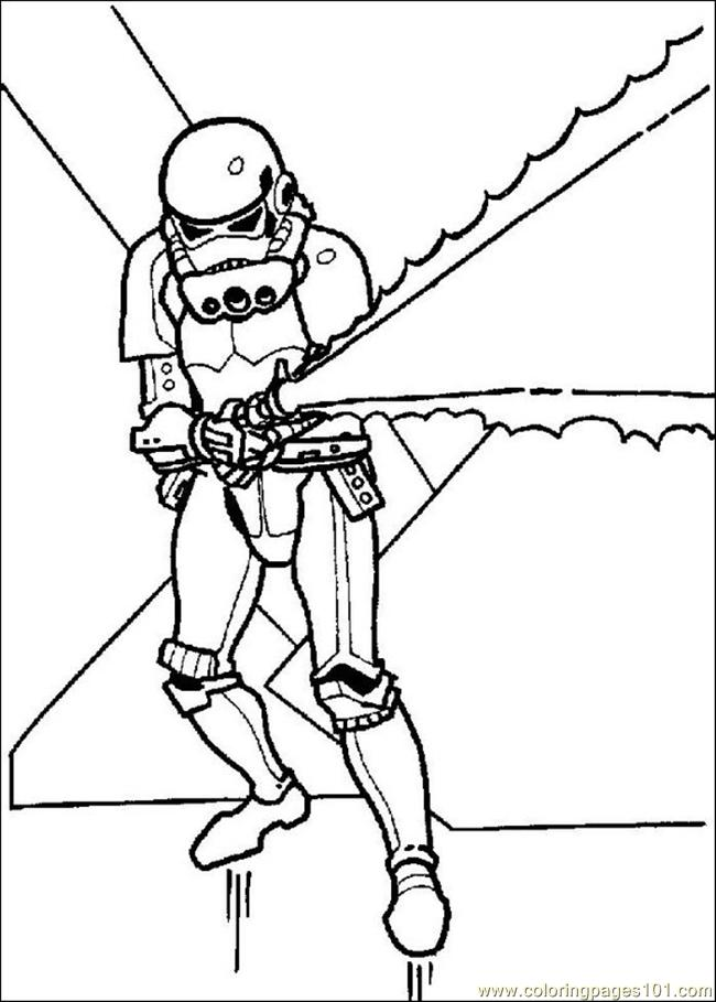 Star Wars Clone Wars Coloring Pages Jedi.  Star Wars Coloring Pages 2018 Z31 Page