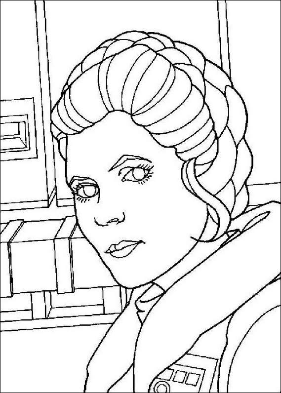 crayola coloring pages star wars | Star Wars Coloring Pages 2019- Z31 Coloring Page