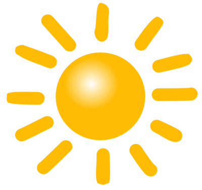 Sun Clip Art - Z31 Coloring Page