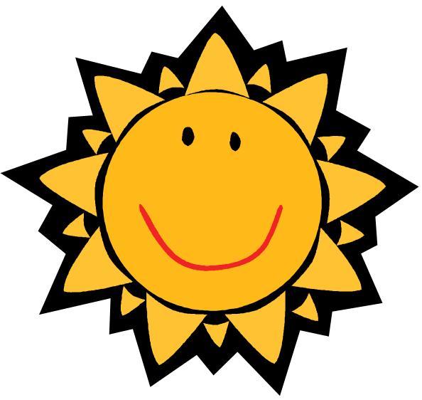 clipart of sun - photo #35