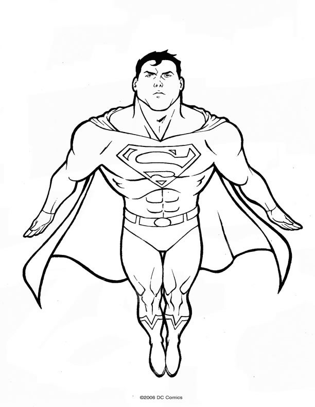 Superman Coloring Pages 2017 Z31 Coloring Page