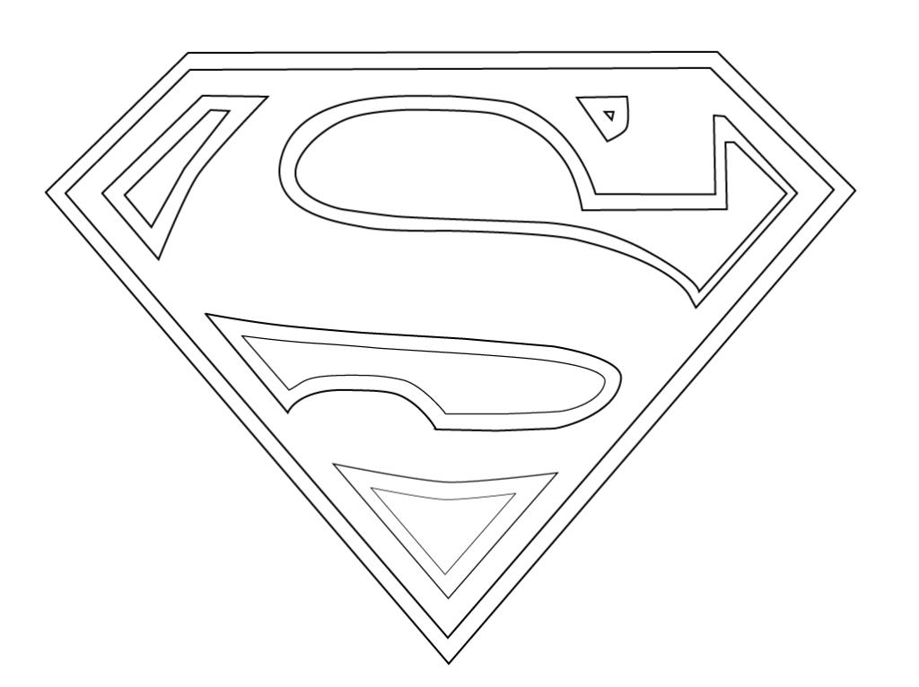 Superman Coloring Pages 2018 Z31