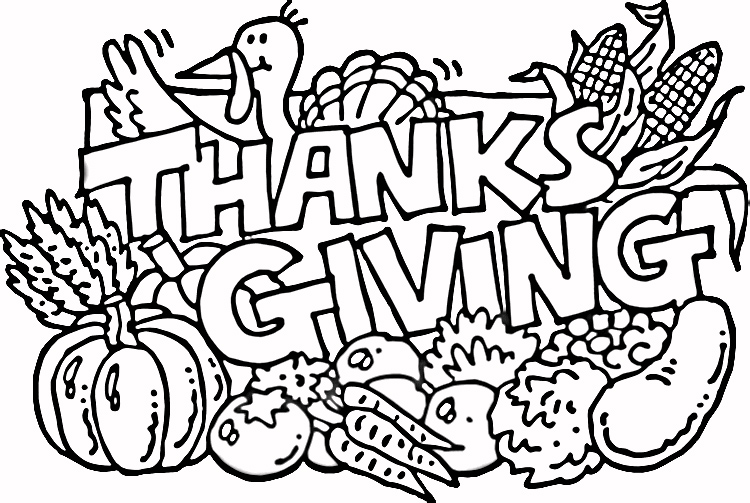 Thanksgiving Coloring Worksheets For Kindergarten – Kindergarten Thanksgiving Worksheets Printables
