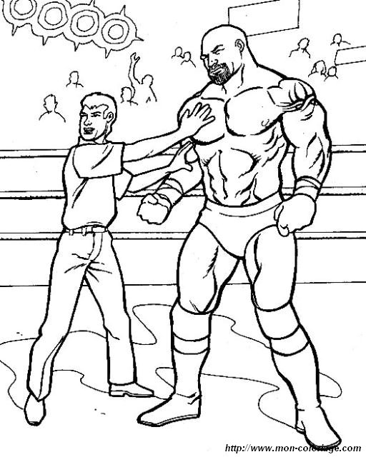 wwe coloring pages z31 coloring page - Wwe Pictures To Colour