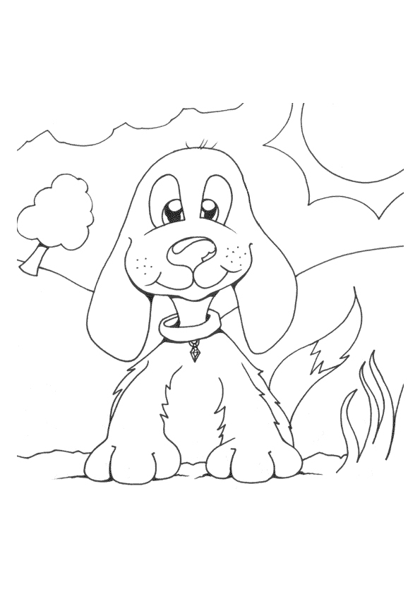 Coloring Pages Animals 2018- Z31 Coloring Page