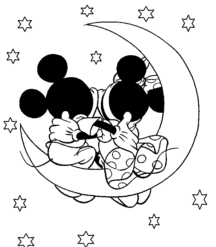 Coloring Pages Disney - Z31 Coloring Page
