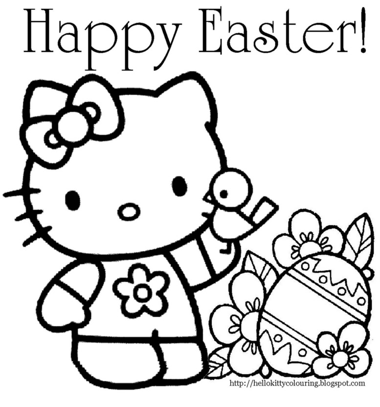 Hello Kitty Butterfly Coloring Pages : Coloring pages hello kitty z page