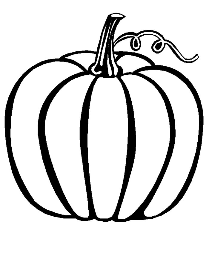Fall Coloring Pages 2018- Z31 Coloring Page