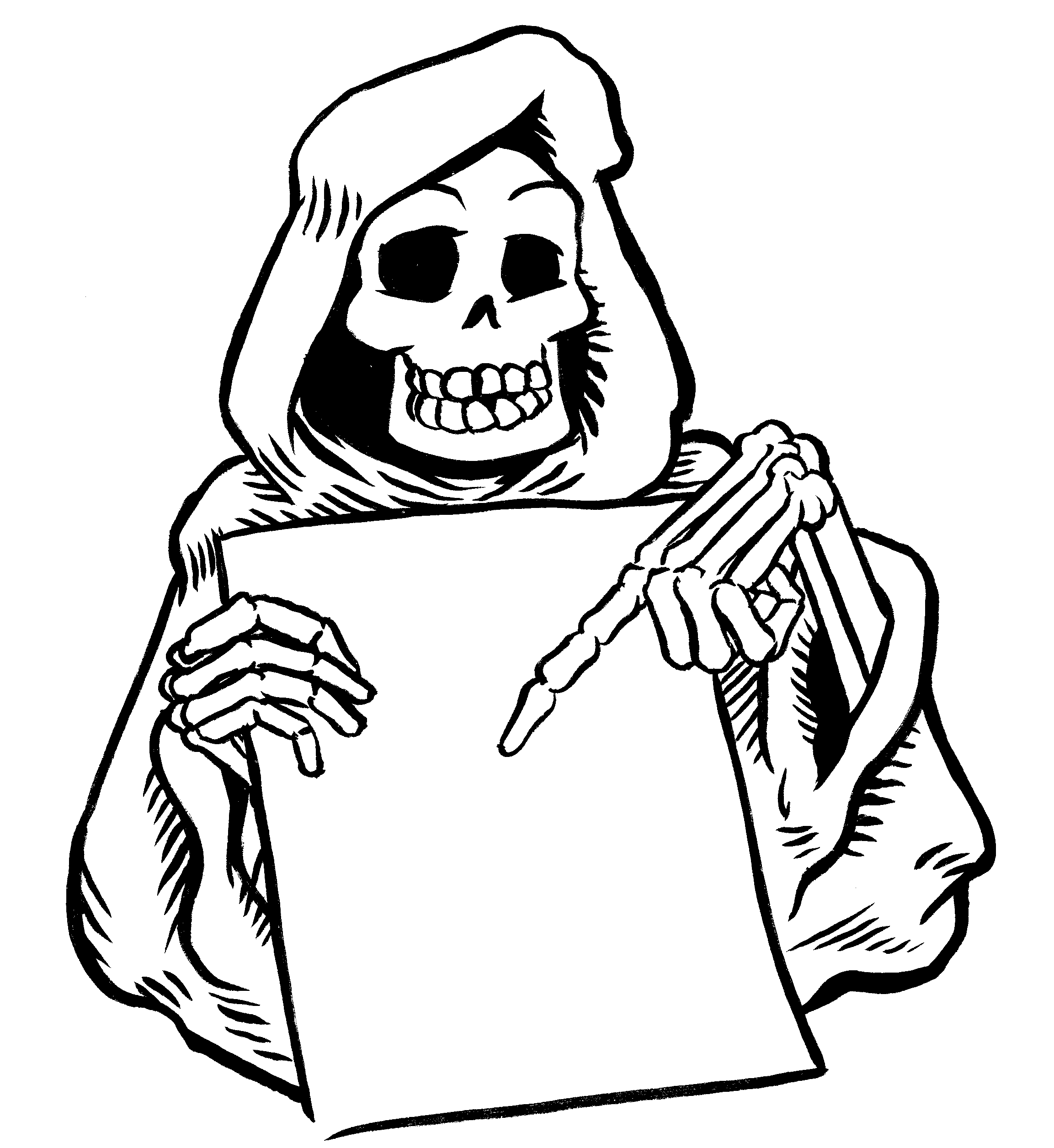 Halloween coloring pages z31 coloring page for Halloween pictures to colour in