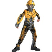 Transformers Bumblebee Movie Deluxe Child Costume
