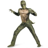 The Amazing Spider-Man Lizard Classic Muscle Chest Child Costume
