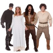 Princess Bride Group Costumes