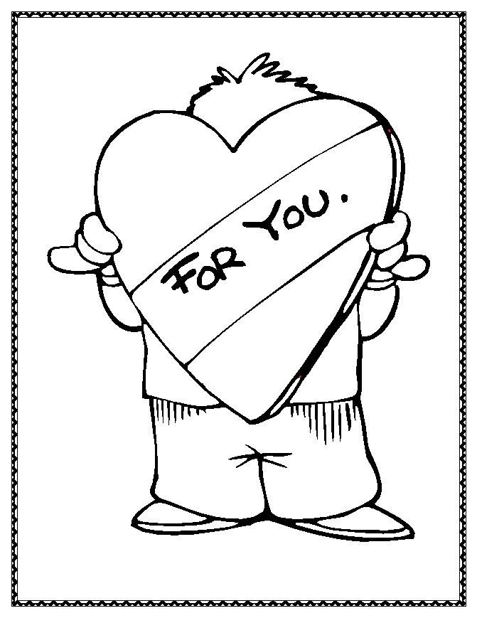 Valentine coloring pages 2018 z31 coloring page